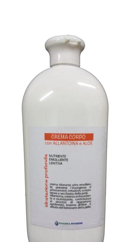 CREMA CORPO con aloe e allantoina
